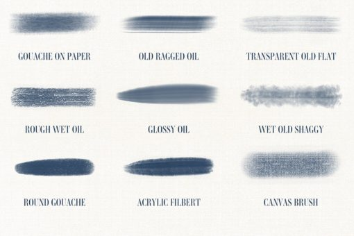 art brushes for procreate 5 download now brushes pack