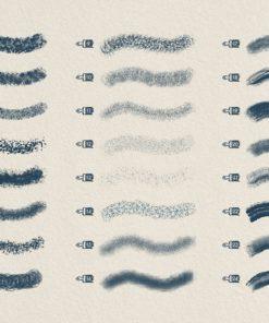 artista procreate brushes 4 download now brushes pack