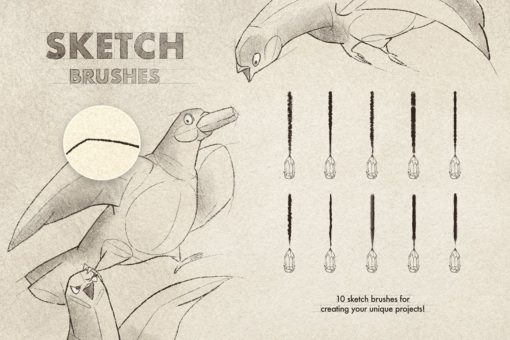 artista procreate brushes 6 download now brushes pack