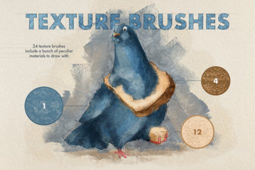 artista procreate brushes 8 download now brushes pack