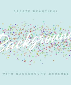 confetti and glitter procreate brushes pack 5 download now brushes pack