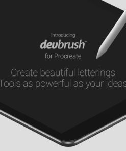 devbrush for procreate bundle 3 download now brushes pack