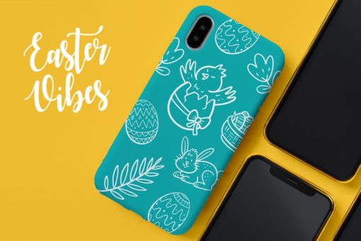 easter stamp procreate brushes 1 download now brushes pack