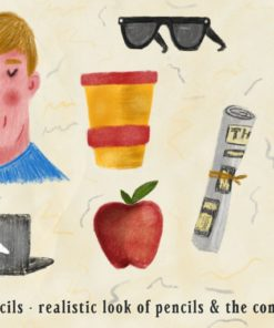 fabulous pencils for procreate 4 download now brushes pack