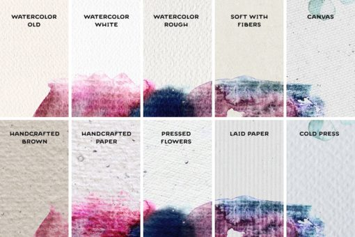 procreate paper texture canvases 4 download now brushes pack