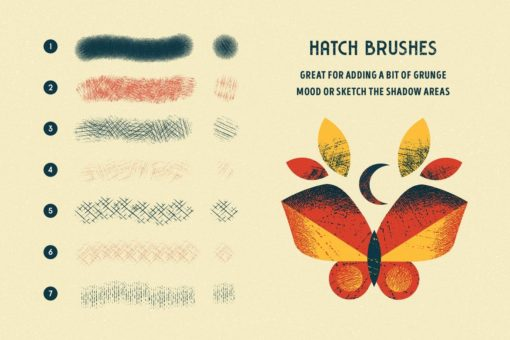 shader brushes for affinity 3 download now brushes pack