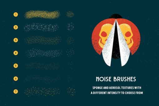 shader brushes for affinity 4 download now brushes pack
