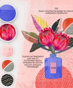 spring market procreate brushes 10 download now brushes pack