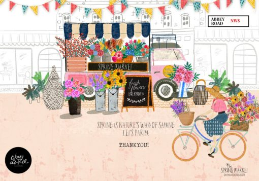 spring market procreate brushes 14 download now brushes pack