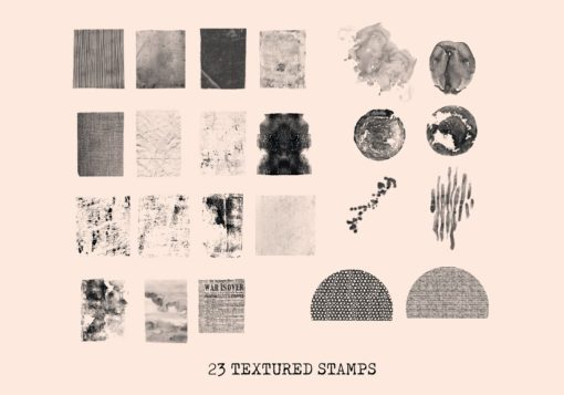 spring market procreate brushes 15 download now brushes pack