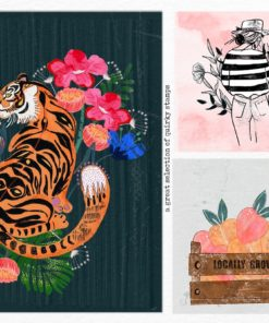 spring market procreate brushes 5 download now brushes pack