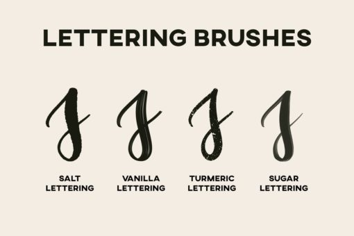 sugar spice brushes for procreate 5 download now brushes pack