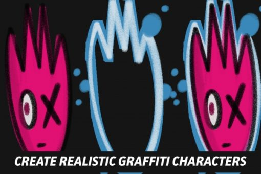 the graffiti box procreate brushes 5 download now brushes pack