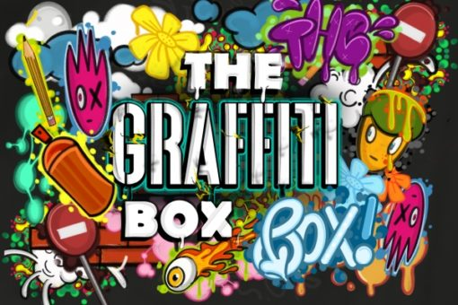 the graffiti box procreate brushes download now brushes pack