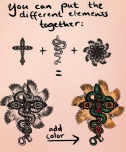 tattoo brushes for procreate 3 download now brushes pack
