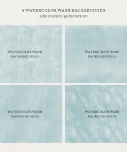 watercolor script procreate brushes 5 download now brushes pack