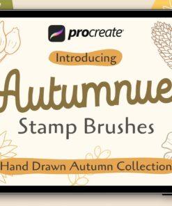 autumnue procreat brushes brushespack