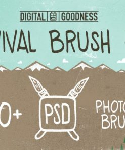 florush stamp brushes brushespack