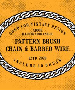 good bohoism procreate stamp brush brushespack