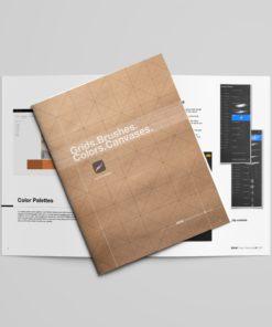 x procreate sketch pack by eric reinholdt brushespack