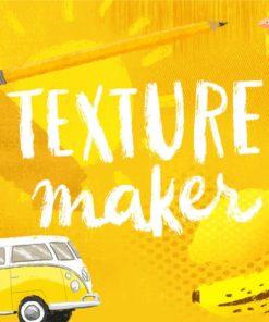 texture maker procreate brushes brushespack