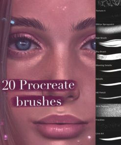 's brushes brushespack