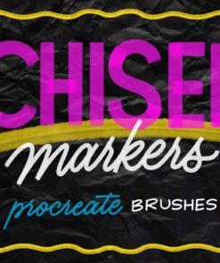 chisel brush for procreate v1.0 img 0762 download now brushespack