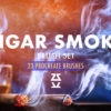 cigar smoke pages download now brushespack
