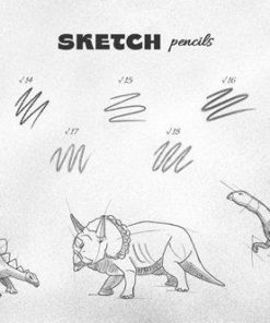 pencil procreate brushes download now brushespack