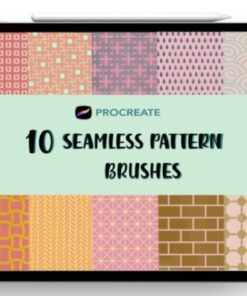 procreate brushbackground pattern graphics x download now brushespack