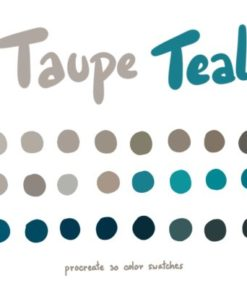taupe teal graphics x download now brushespack