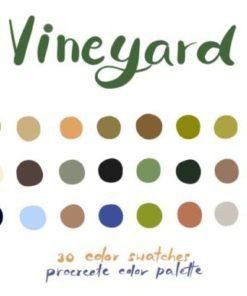 vineyard graphics x download now brushespack