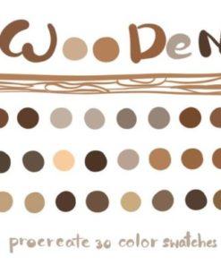 wooden graphics x download now brushespack