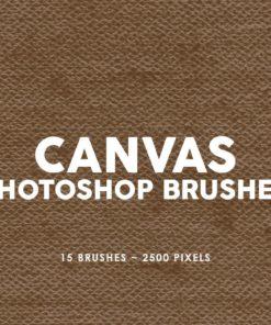 canvas photoshop stamp brushes brushespack
