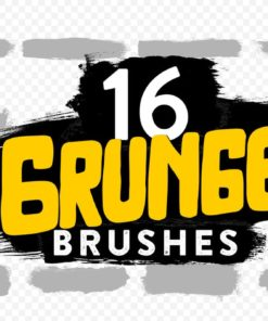 grunge brushes brushespack