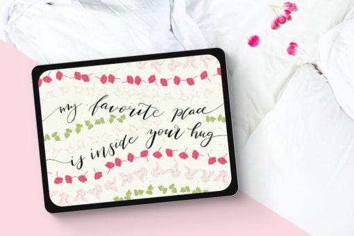 rose brush box for procreate ( ) brushespack