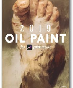 tip top oil paint brushes for procreate brushespack